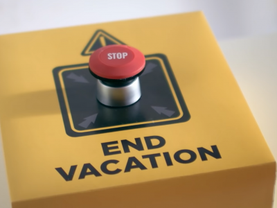 Don't Turn Your Vacation into a Staycation