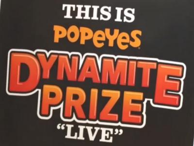 Dynamite Prize LIVE